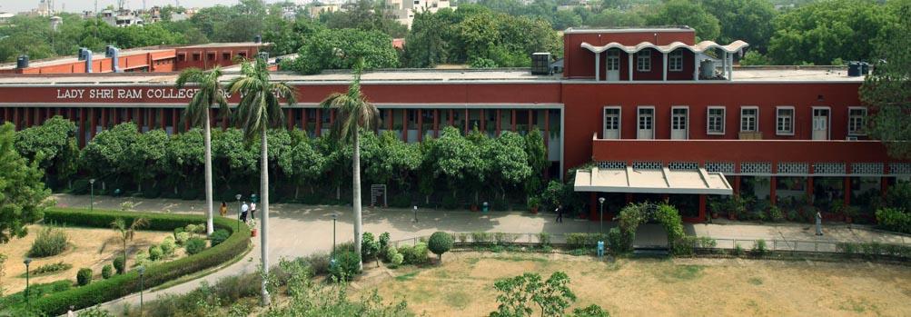 Lady Shri Ram (LSR) College affiliated to Delhi University